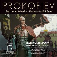 ALEXANDER NEVSKY & LIEUTENANT KIJE SUITE/ THIERRY FISCHER [SACD HYBRID] [프로코피에프: 알렉산더 네브스키 & 키제 중위 모음곡 - 티에리 피셔]