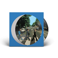 ABBEY ROAD [ANNIVERSARY EDITION] [180G PICTURE DISC LP] [한정반]