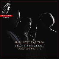 PIANO TRIO NO.2 & NOTTURNO/ HAMLET PIANO TRIO [슈베르트: 피아노 트리오 2번, 노투르노 - 햄릿 피아노 트리오]