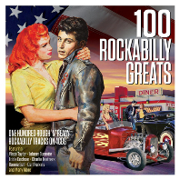 100 ROCKABILLY GREATS