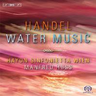 WATER MUSIC/ MANFRED HUSS [SACD HYBRID]