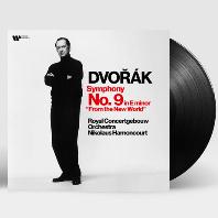 """SYMPHONY NO.9 """"FROM THE NEW WORLD""""/ NIKOLAUS HARNONCOURT [드보르작: 교향곡 9번 """"신세계"""" - 아르농쿠르] [180G LP]"""