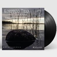 KORPPOO TRIO/ SIBELIUS PIANO TRIO [시벨리우스: 코르푸 트리오 - 시벨리우스 피아노 트리오] [180G 45RPM LP]