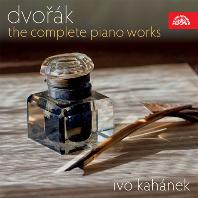 THE COMPLETE PIANO WORKS/ IVO KAHANEK [드보르작: 피아노 작품 전곡 - 이보 카하네크]