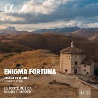 ENIGMA FORTUNA/ LA FONTE MUSICA [차카라 다 테라모: 운명의 수수께끼(작품 전집) - 파소티, 라 폰테 무지카]