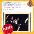 SONATA FOR TWO PIANOS ETC/ MURRAY PERAHIA