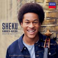 INSPIRATION/ SHEKU KANNEH-MASON [쇼스타코비치: 첼로 협주곡 1번, 오펜바흐: <자클린의 눈물> 외 첼로 소품 | 세쿠 카네-메이슨]