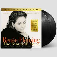 THE BEAUTIFUL VOICE/ JEFFREY TATE [LP] [르네 플레밍: 아름다운 목소리] [20주년 기념 한정반]