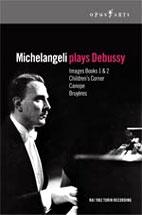 MICHELANGELI PLAYS DEBUSSY