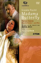 PUCCINI: MADAMA BUTTERFLY/ <!HS>FIORENZA<!HE> CEDOLINS