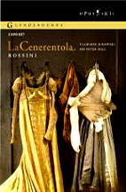 LA CENERENTOLA/ <!HS>VLADIMIR<!HE> JOROWSKI [로시니: 라 체네렌톨라(신데렐라)]