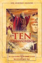 십계: 50주년 기념판 [1923년판+1956년판] [TEN COMMANDMENTS]