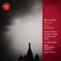 PICTURES AT AN EXHIBITION/ YURI TEMIRKANOV [CLASSIC LIBRARY]