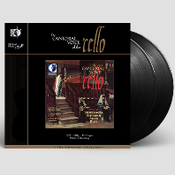 THE CANTORIAL VOICE OF THE CELLO/ COENRAAD BLOEMENDAL [쿤라드 블루멘달: 첼로의 성가] [180G LP]