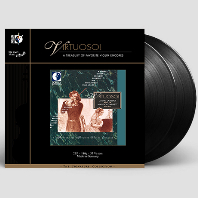 VIRTUOSO: A TREASURY OF FAVOURITE VIOLINE ENCORES/ MARGO GARRETT [하이메 라레도: 바이올린 소품집] [180G LP]
