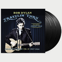 TRAVELIN` THRU: THE BOOTLEG SERIES VOL.15 1967-1969 [FEAT. JOHNNY CASH] [LP]
