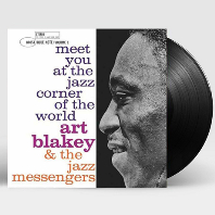 MEET YOU IN THE JAZZ CORNER OF THE WORLD VOL.1 [BLUE NOTE LIVE SERIES PART 1] [BLUE NOTE 80TH ANNIVERSARY CELEBRATION] [180G LP] [한정반]