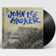 THE COUNTRY BLUES OF JOHN LEE HOOKER [60TH ANNIVERSARY] [180G LP]