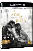 [2020 블랙프라이데이] 스타 이즈 본 4K UHD+BD [A STAR IS BORN]