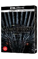 [2020 블랙프라이데이] 왕좌의 게임 시즌 8 [4K UHD+BD] [아웃박스 라인룩] [GAME OF THRONES: THE COMPLETE EIGHTH SEASON]