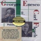 POEME AND VIOLIN SOANTAS/ GEORGE ENESCU(ENESCO), CARL FLESCH
