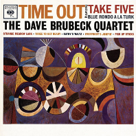 DAVE BRUBECK QUARTET - TIME OUT[수입]*
