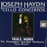 CELLO CONCERTOS/ TRULS MORK, IONA BROWN [하이든: 첼로 협주곡 1 & 2번]