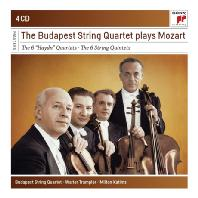 THE 6 HAYDN QUARTETS & THE 6 STRING QUINTETS/ BUDAPEST STRING QUARTET [SONY MASTERS] [부다페스트 현악사중주단: 모차르트]