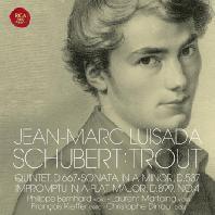 PIANO QUINTET & SONATA/ JEAN-MARC LUISADA [SACD HYBRID] [슈베르트: 피아노 오중주 & 소나타]