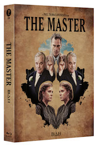 마스터 [풀슬립 스틸북] [THE MASTER]