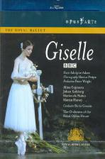 GISELLE/ THE ROYAL BALLET, BORIS GRUZIN [아당: 지젤 - 로얄 발레단]