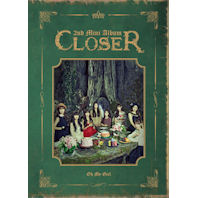 CLOSER [2ND MINI ALBUM]