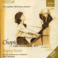 PIANO CONCERTOS NO.1 & 2/ EVGENY KISSIN