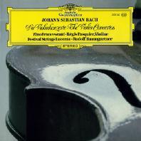 BACH: VIOLIN CONCERTOS/ RUDOLF BAUMGARTNER [지노 프란체스카티: 바흐 바이올린 협주곡]