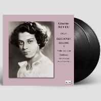 BEETHOVEN & BRAHMS VIOLIN CONCERTOS/ HANS ROSBAUD, ROGER DESORMIERE [180G LP] [지네트 느뵈: 라스트 레코딩 - 베토벤 & 브람스] [한정반]