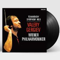 SYMPHONY NO.5/ VALERY GERGIEV [ANALOGPHONIC 180G LP] [차이코프스키: 교향곡 5번]