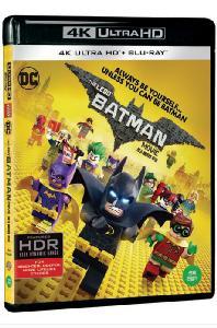 레고 배트맨 무비 [4K UHD+BD] [한정판] [THE LEGO BATMAN MOVIE]