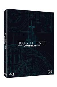 로그 원: 스타워즈 스토리 3D+2D [스틸북 한정판] [ROGUE ONE: A STAR WARS STORY]