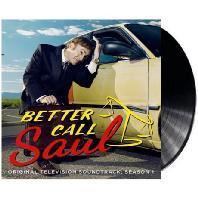 BETTER CALL SAUL SEASON 1: MUSIC BY DAVE PORTER [180G LP] [베터 콜 사울 시즌 1]