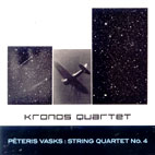 STRING QUARTET NO.4/ KRONOS QUARTET
