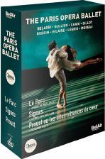 THE PARIS OPERA BALLET: LE PARC, SIGNES, PROUST [파리 국립발레단 세트]