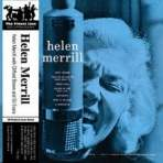HELEN MERRILL WITH CLIFFORD BROWN AND GIL EVANS [UK FLIPBACK COVER SERIES LP MINIATURE]