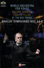 SYMPHONIES NOS.4 & 5/ VALERY GERGIEV [말러: 교향곡 4 & 5번]