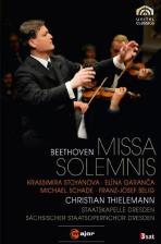 MISSA SOLEMNIS OP.123/ <!HS>CHRISTIAN<!HE> THIELEMANN [베토벤: 장엄미사]