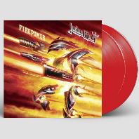 FIREPOWER [LIMITED] [180G RED LP]