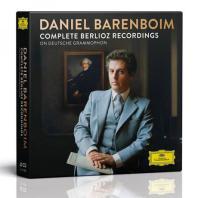 COMPLETE BERLIOZ RECORDINGS [다니엘 바렌보임: 도이치 그라모폰 베를리오즈 녹음전집]