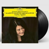 TOCCATA BWV911, PARTITA BWV826, ENGLISCHE SUITE NO.2/ MARTHA ARGERICH [바흐: 토카타 C단조, 파르티타 2번, 영국 모음곡 2번 - 아르헤리치] [180G LP]