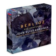 REDISCOVERED/ JOHN ELIOT GARDINER [8CD+DVD] [베를리오즈: 리디스커버드 - 존 엘리엇 가디너]