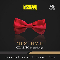 MUST HAVE CLASSIC RECORDINGS [SACD HYBRID] [머스트 해브 클래식 레코딩]