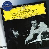 PIANO CONCERTO NO.1/ MARTHA ARGERICH, CLAUDIO ABBADO [THE ORIGINALS]